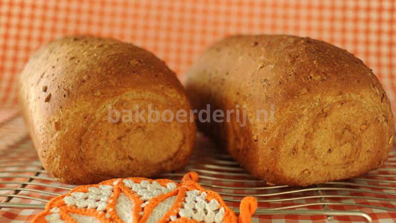 Broodbakken met de hand